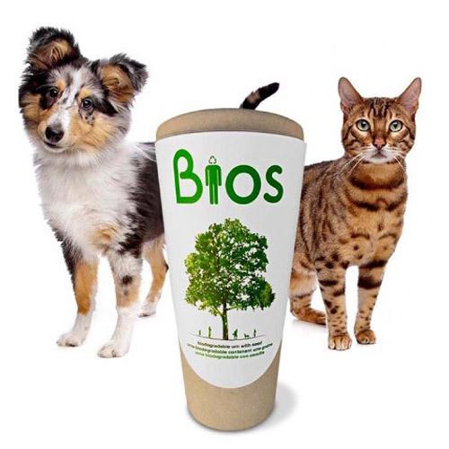 Urnes Funéraires Animal Bio / Eco