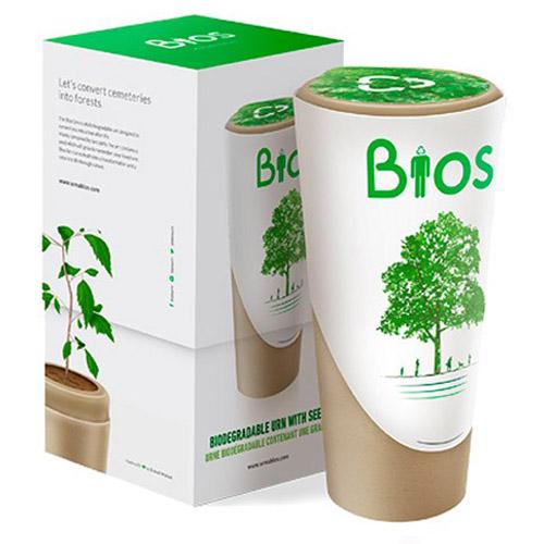 Urnes Funéraires Bio / Eco