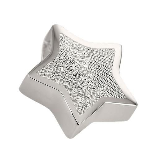 Bijoux Cendres avec 'Empreinte Digitale'