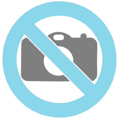 Petite Urne Funéraire en bronze étincelles d'or avec bougeoir